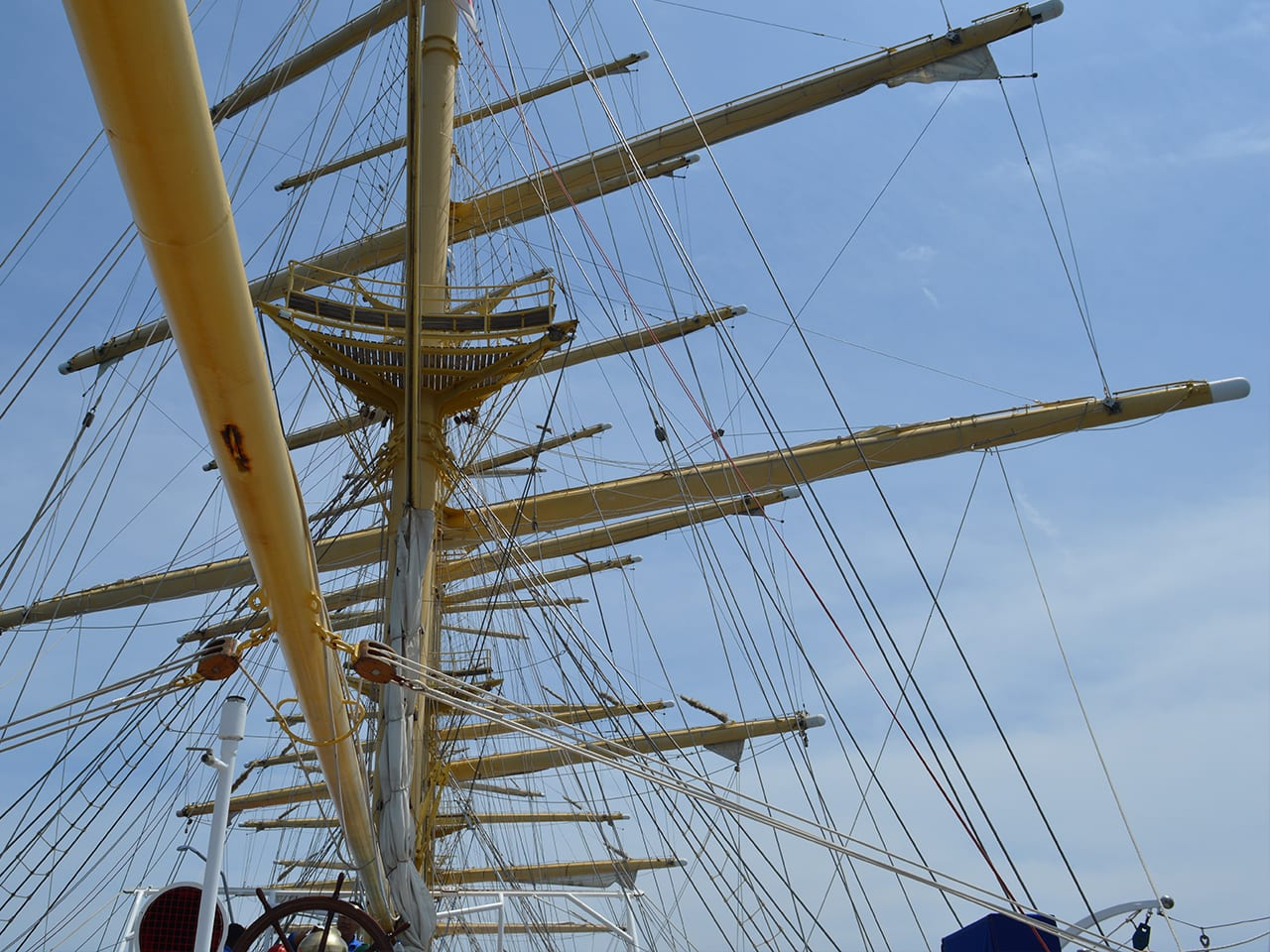 Mats du Royal Clipper de Star clippers