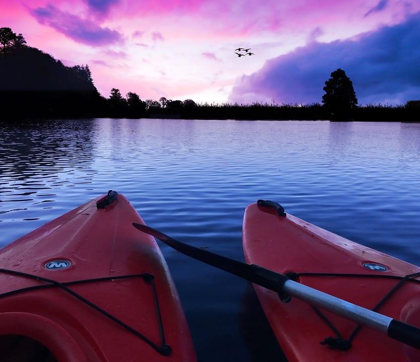 balade en kayak en croisière