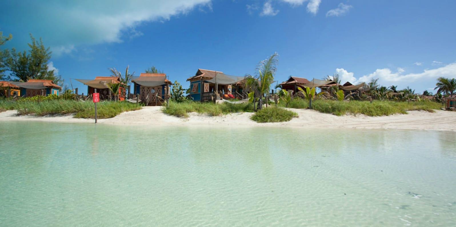 Castway Cay, l'île privée de Disney Cruise Line