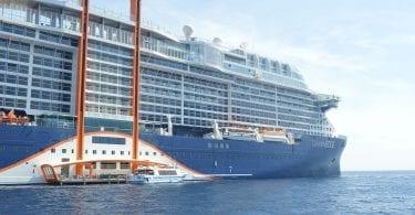 Celebrity Edge, visite du bateau Celebrity Cruises