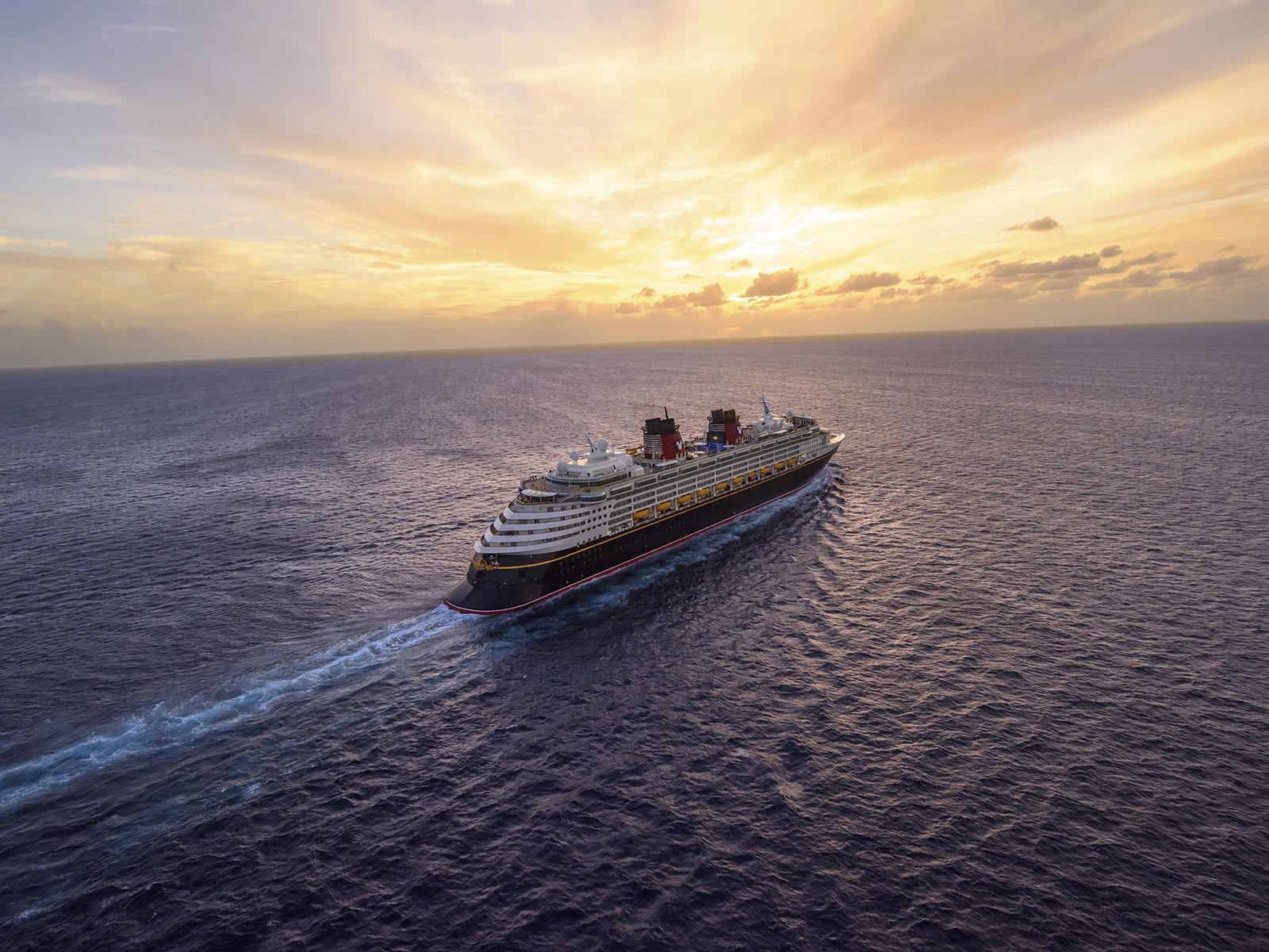 Disney Cruise Line affiche son nouveau nom pour son cinquième paquebot