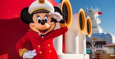 Capitaine Minnie, Disney s'engage auprès des femmes dans la croisière