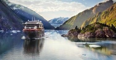 Hurtigruten, bateaux croisière et pollution, environnement et lutte pour l'écologie