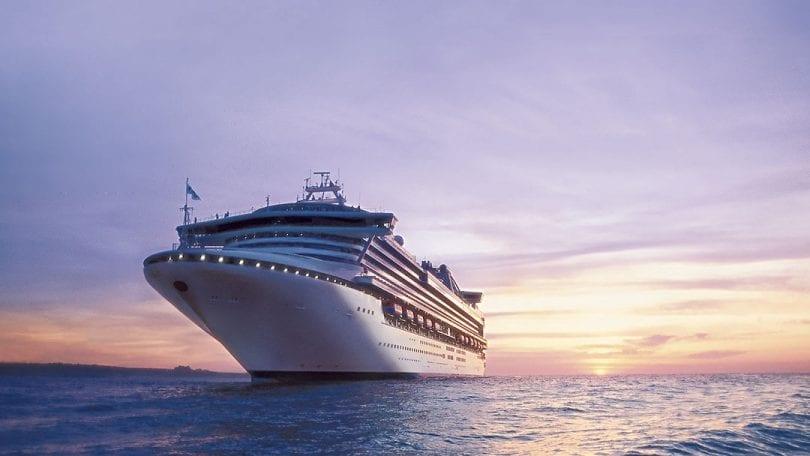 Saphire Princess, sera disponible pour la Best Sale Ever de Princess Cruises qui offre wifi/boissoins et pourboires inclus