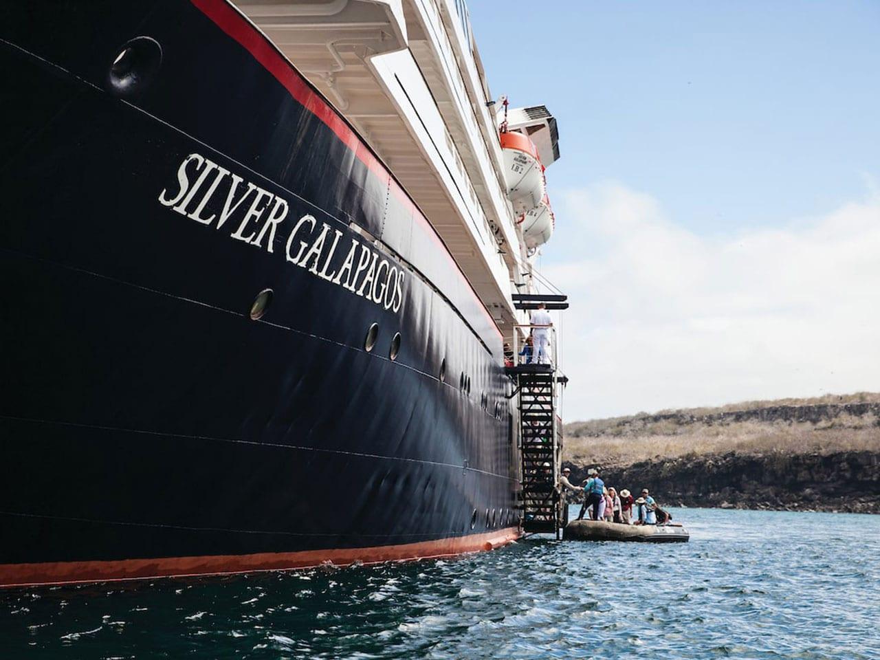comment se passe une excursion en croisière avec Silversea ?