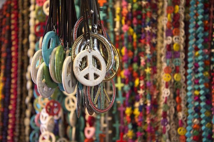 L'hippie Market d'Ibiza  Punta Arena