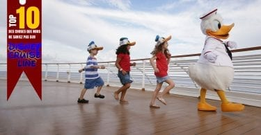 voici les 10 choses dont vous ignorez probablement l'existence chez Disney Cruise Line !