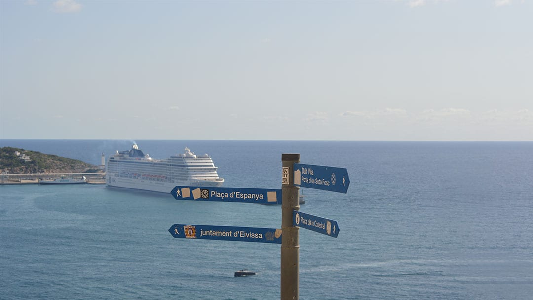 Comment se déroule une excursion à Ibiza ?