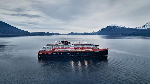 le MS-Fridtjof devrait être mis à l'eau fin de l'année 2019