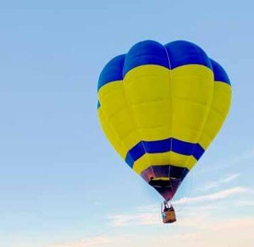 Avec son tour en montgolfière afin de découvrir de nouvelles perspectives, Ponant dépasse les limites de la croisière