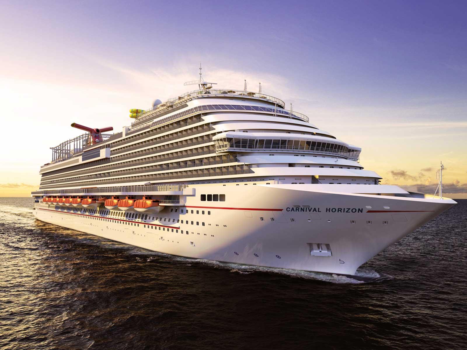 le Carnival Horizonc'est le bateau d'une alliance originale et pas banale entre la compagnie Carnival et un auteur polonais de conte pour enfants. La raison pour laquelle le Getaway est un bateau tout aussi atypique et unique fait qu'il est tout à fait compréhensible de la voir surgir dans cette composition des meilleurs bateaux sortis entre 2010 et début 2020.