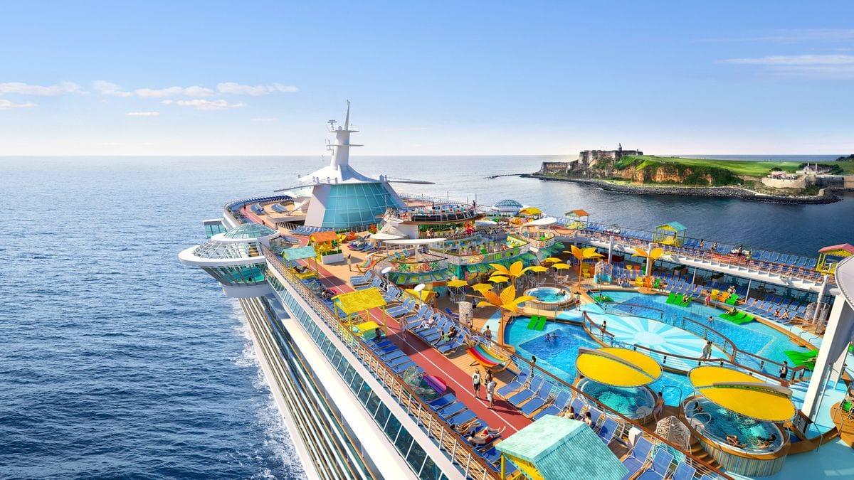 Assemblage de tout ce qui fait la popularité des navires de la RCCL, l'Odyssey of the Seas proposera aussi le premier bar/salle de jeux en mer avec compétition et arcade
