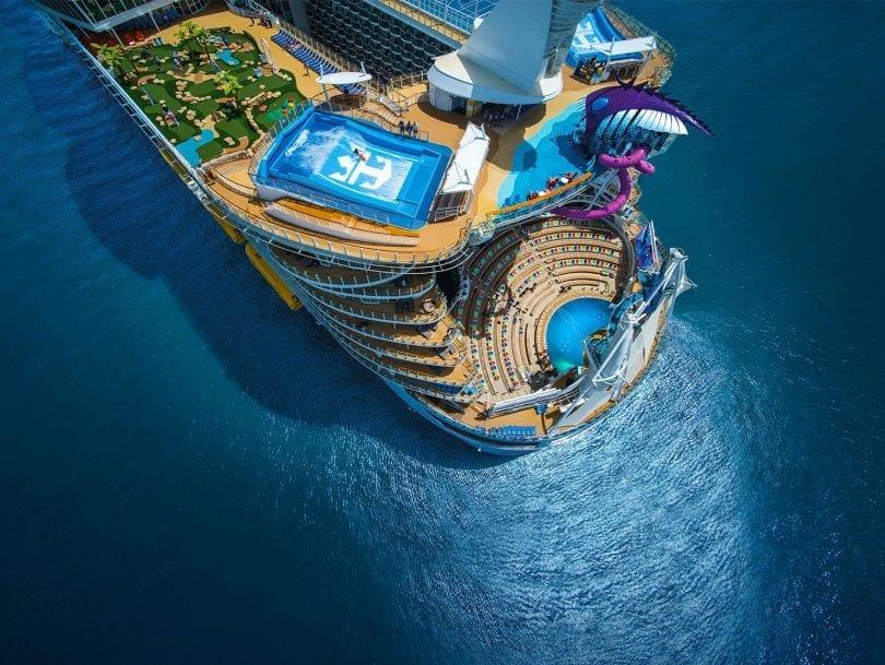 quels sont les plus grands bateaux de croisière au monde ?