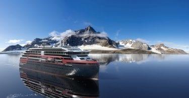 MS Roald Amundsen, navire d'expédition qui partira en Alaska d'ici mai 2020
