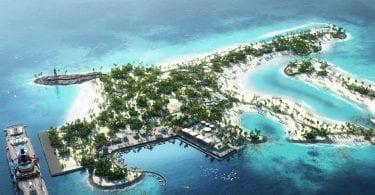 MSC ouvre sa nouvelle réserve marine, Ocean Cay, découvrez en vidéo les spécificités de cette île pas comme les autres