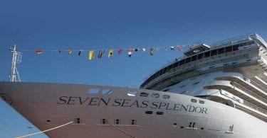 Le regent seven seas splendor, nouvelle perle des mers se dévoile un peu plus